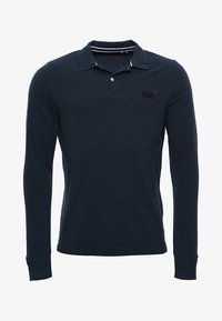 Superdry - Polo - twisted black grit - 2