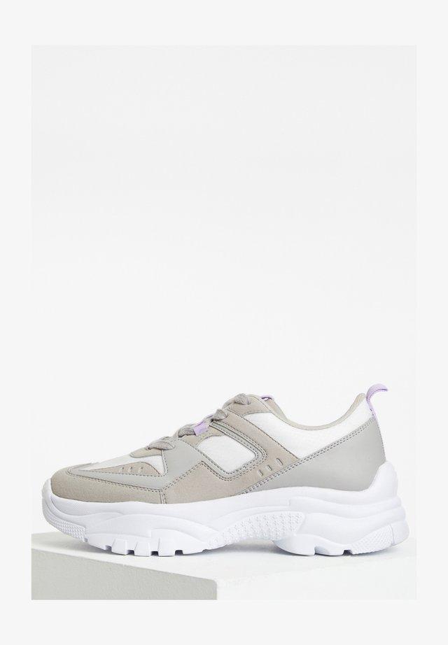 Sneakersy niskie - grey