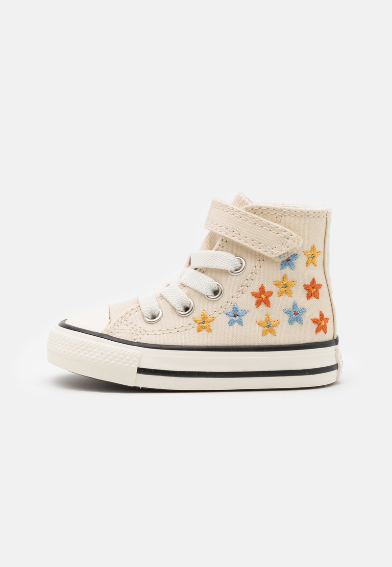 Converse - CHUCK TAYLOR ALL STAR - High-top trainers - natural/multicolor/black