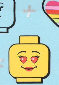 LEGO Wear - Print T-shirt - light turquise - 2