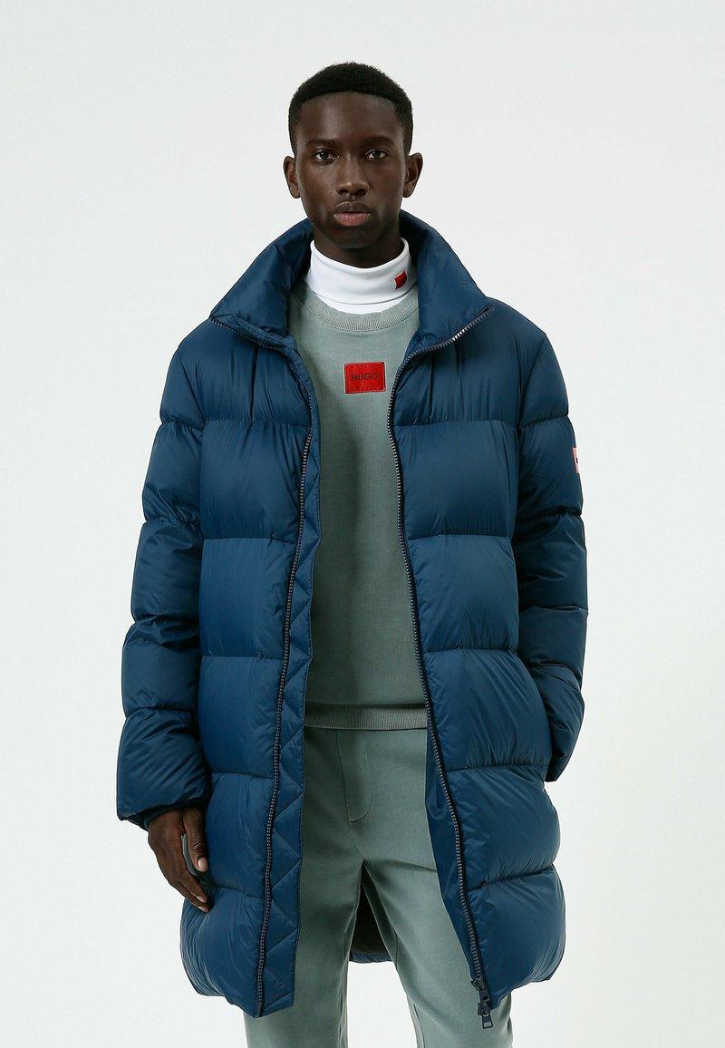 HUGO - Winter coat - dark blue