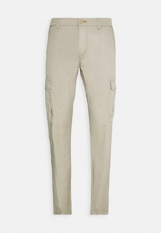 SMART TECH  - Pantaloni cargo - taupe sand