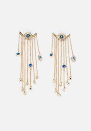 DIRASA - Earrings - gold-coloured
