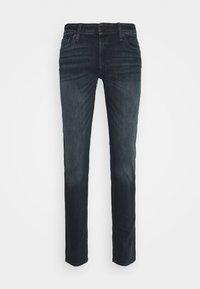 JJILIAM JJORIGINAL - Slim fit jeans - black denim