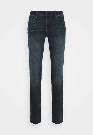 JJILIAM JJORIGINAL - Jeans slim fit - black denim