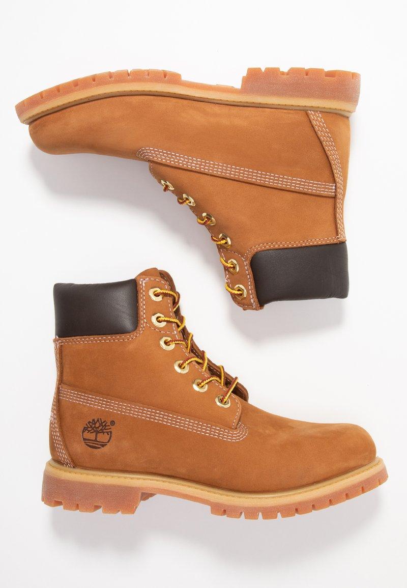 Silenciosamente lámpara alquiler  Timberland PREMIUM BOOT - Lace-up ankle boots - rust/brown - Zalando.co.uk