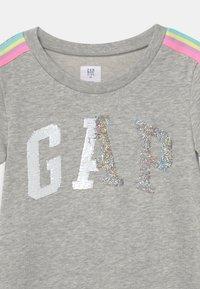 GAP - GIRL LOGO - Day dress - light heather grey - 2