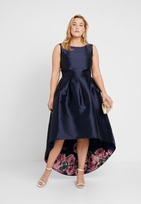 Chi Chi London Curvy - DANI DRESS - Occasion wear - navy - 1