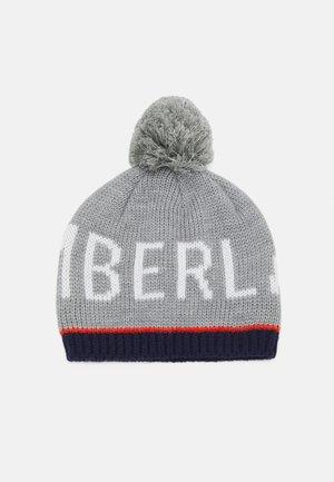 PULL ON HAT UNISEX - Čepice - light grey/dark blue