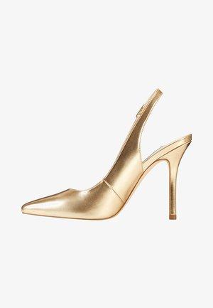 ALISON - High heels - gold