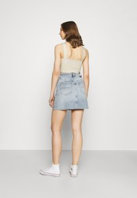 Tommy Jeans - SHORT SKIRT - Spódnica mini - ames - 2