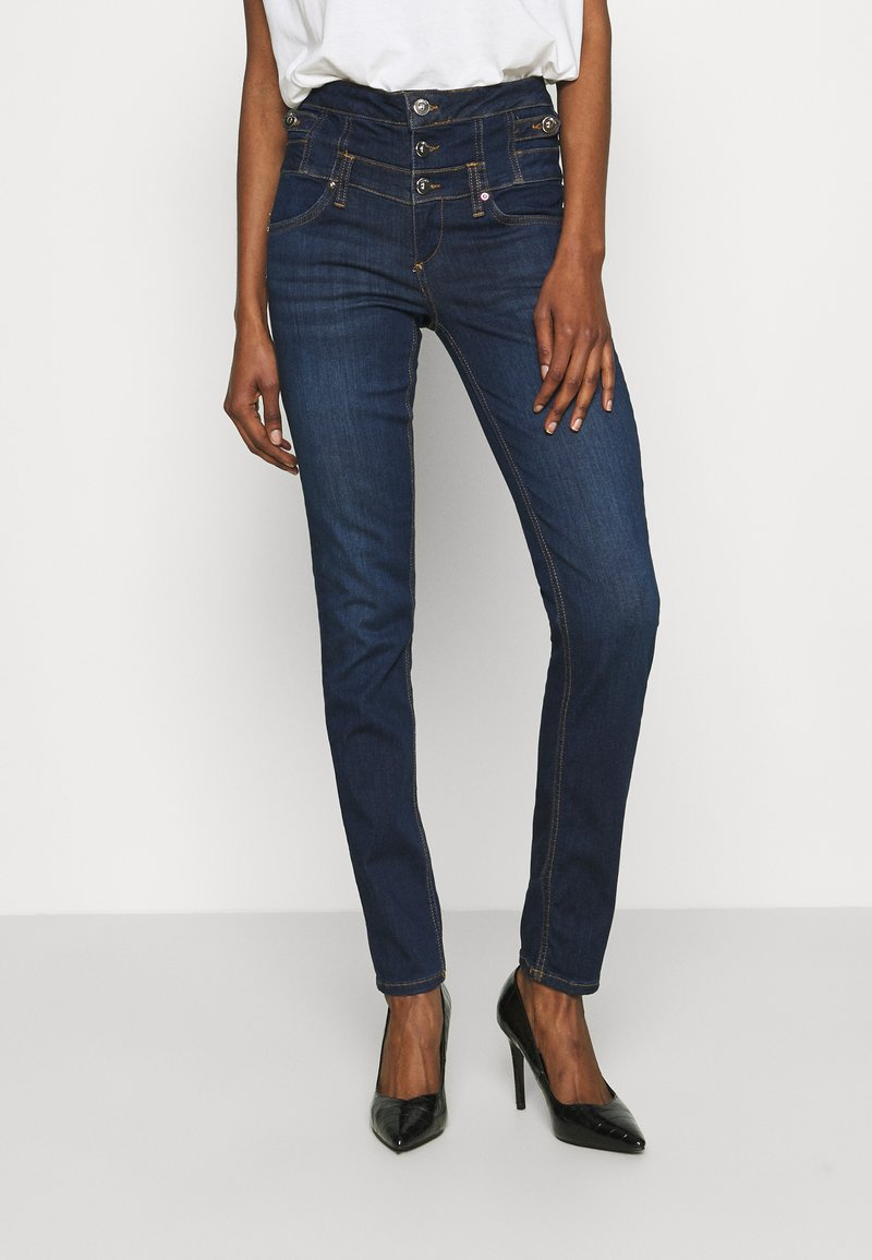 Liu Jo Jeans - RAMPY  - Jeans slim fit - denim blue