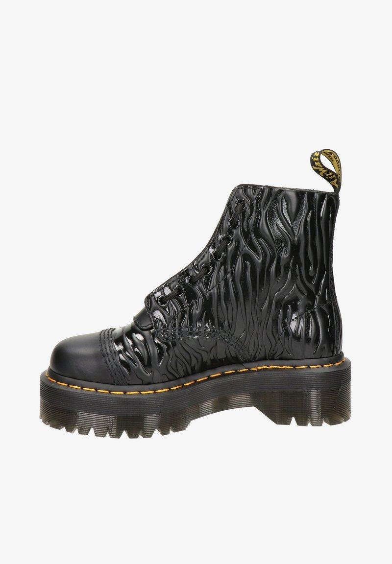 Dr. Martens - SINCLAIR - Platform ankle boots - black