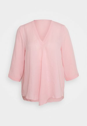 Blouse - candy pink