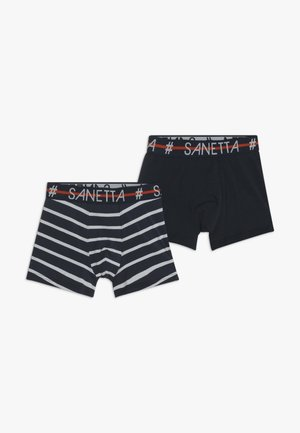 HIPSHORT 2 PACK - Boxerky - total eclipse