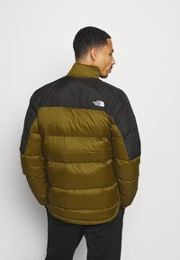 The North Face - DIABLO JACKET  - Down jacket - fir green/black - 2