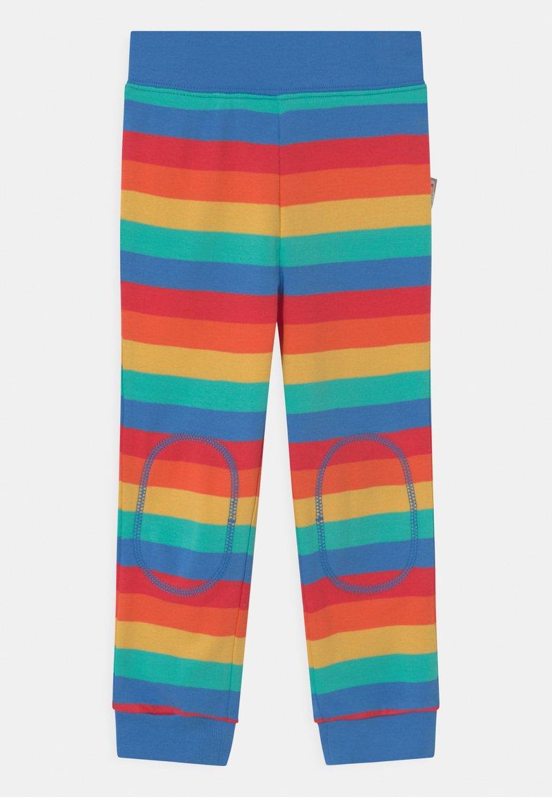 Frugi - FAVOURITE CUFFED RAINBOW - Tracksuit bottoms - rainbow