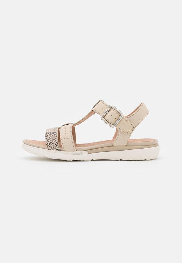 HIVER - Sandales - beige