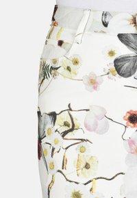 Cero & Etage - Jeansrok - multiflower - 4