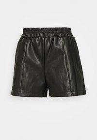 River Island - RUNNER - Shorts - black - 3