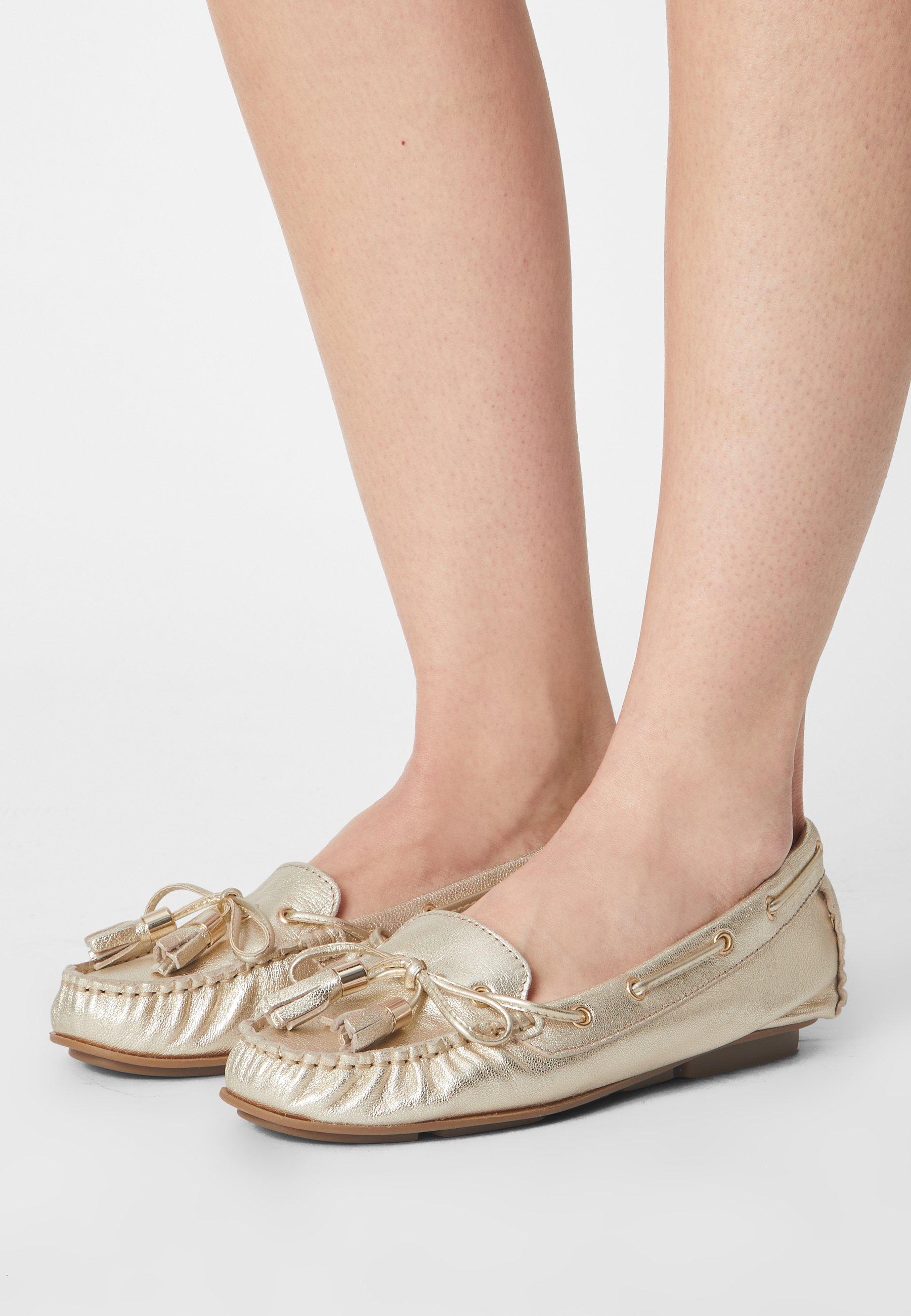Women LEATHER - Moccasins
