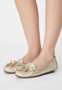 Anna Field - LEATHER - Moccasins -  gold - 0