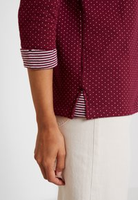 s.Oliver - 3/4 ARM - Long sleeved top - jewel red - 3