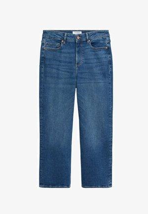 ELIA - Straight leg jeans - middenblauw