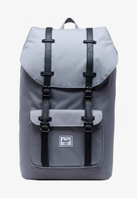 Herschel - LITTLE AMERICA - Tagesrucksack - grey/black - 1