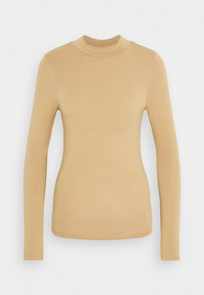 New Look - TURTLE NECK - Top s dlouhým rukávem - camel
