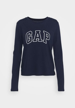 EASY TEE - Long sleeved top - navy uniform