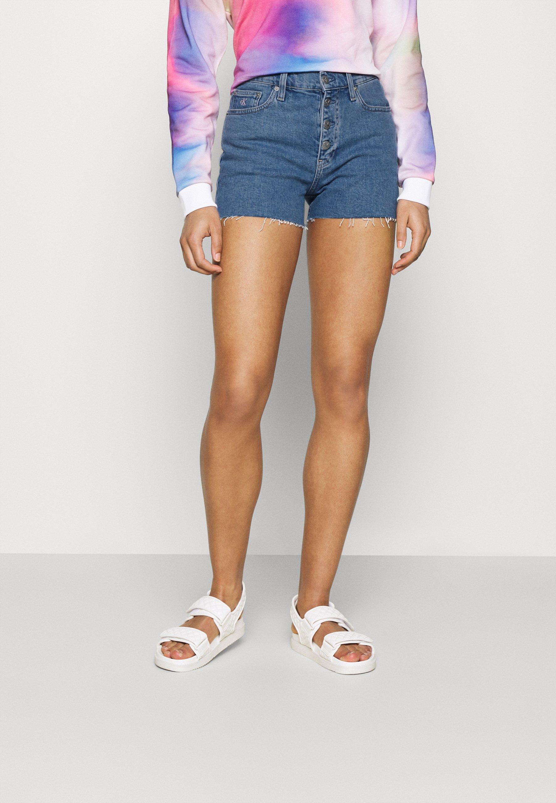 Donna PRIDE - Shorts di jeans