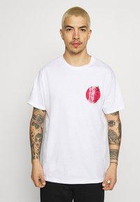 Brave Soul - TOKYO - T-shirt imprimé - white - 2