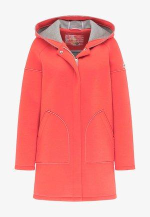 Short coat - mandarin orange