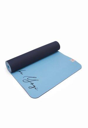 COMFORT YOGA MAT 5MM - Fitness / Yoga - sky