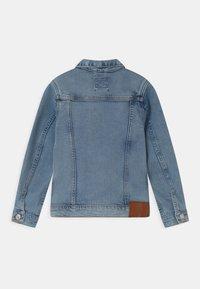 Scotch & Soda - TRUCKER - Denim jacket - blue denim - 1