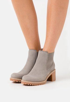 Kotníková obuv - light grey