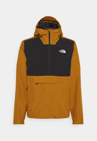 The North Face - MEN'S WATERPROOF FANORAK - Windbreaker - timber tan - 8