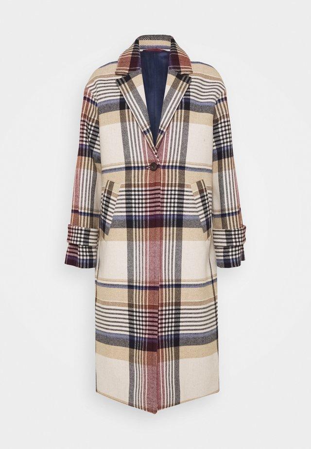 BLEND OVERCOAT - Cappotto classico - warm khaki
