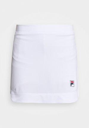 SKORT JULIA - Urheiluhame - white