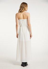 DreiMaster - Maxi dress - wollweiss - 2