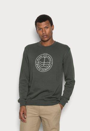 TRIDENT - Sweater - dark green