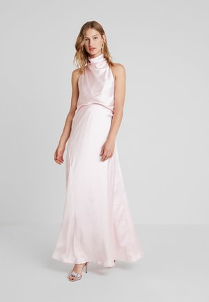 MANOR GOWN - Occasion wear - blush