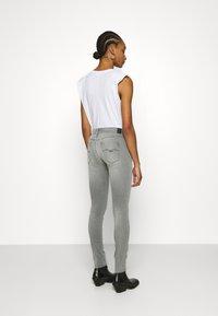 Replay - NEW LUZ HYPERFLEX BIO - Jeans Skinny Fit - medium grey - 2