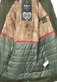 Navahoo - Winter coat - green - 3