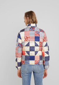 Polo Ralph Lauren - PATCHWORK - Down jacket - multi - 2