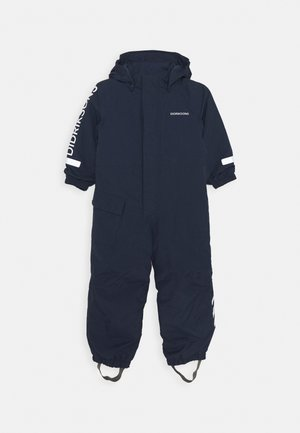 HAILEY KIDS COVERALL - Snow pants - navy