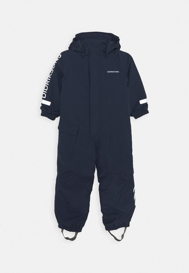 HAILEY KIDS COVERALL - Pantalon de ski - navy