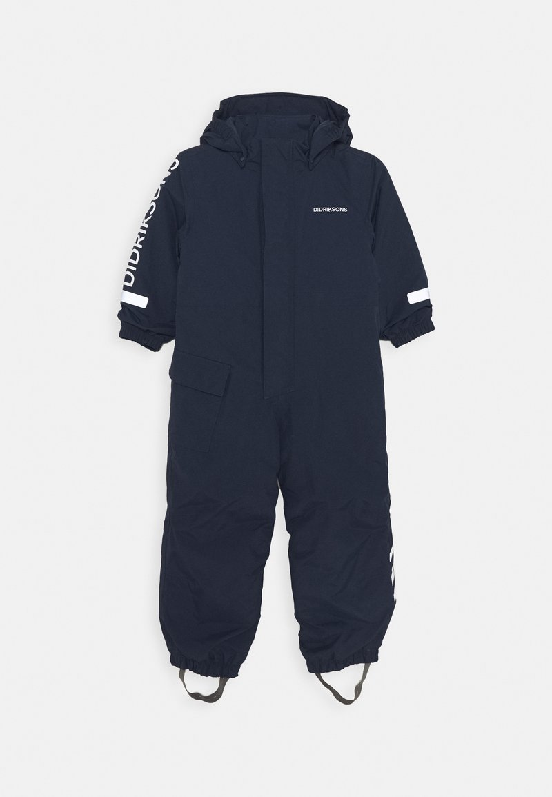 Didriksons - HAILEY KIDS COVERALL - Snow pants - navy