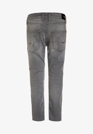 FINLY - Jeans Skinny Fit - grey denim